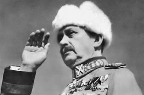В Петербурге замечены маршрутки с портретом союзника Гитлера