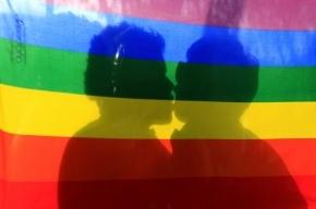 Активисты-гомосексуалисты пройдут по Невскому проспекту на 1 Мая