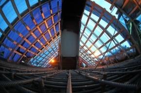 Летом на стадионе «Зенит-Арена» начнут монтировать крышу