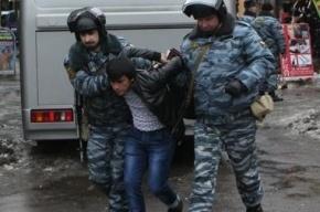 В окрестностях Сенного рынка задержаны 378 человек