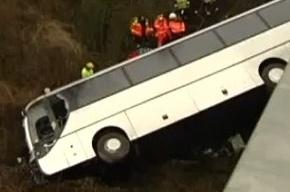 Автобус с подростками из России разбился в Бельгии: пять человек погибли