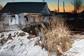 Провал в Батурлино: три дома провалились под землю в Нижегородской области