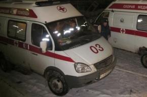 Пьяный напал на бригаду «скорой помощи» на проспекте Большевиков