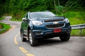 В Петербурге начали сборку Chevrolet Trailblazer