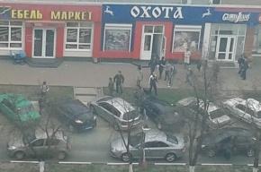 Убийца шести человек в Белгороде Сергей Помазун взят живым