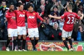 «Манчестер Юнайтед» будет летать самолетами «Аэрофлота»