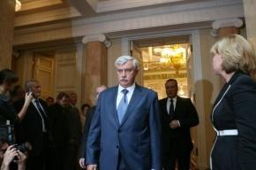 Полтавченко зачитает депутатам свой отчет, но на вопросы отвечать не будет