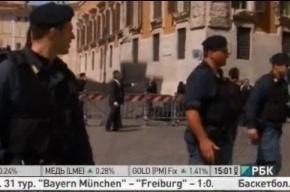 Стрельба в Риме 28 апреля: мужчина открыл огонь по дворцу правительства Италии