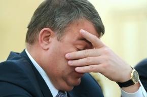 Зять Сердюкова в октябре 2012 года пытался спасти экс-министра от тюрьмы