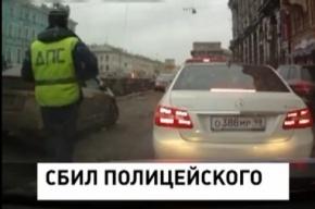 Инцидент с «Мерседесом» Дурова довел до уголовного дела
