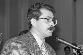 СМИ: Эрнст назвал заказчика убийства Владислава Листьева