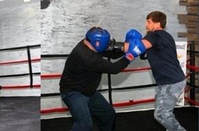 Кадыров побил на ринге министра спорта за ветхое здание ведомства