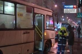 Маршрутка насмерть переехала пешехода на Петроградской стороне