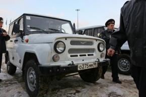 В Петербурге арестант оттолкнул конвоиров после суда и сбежал