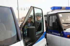 В Петербурге у полицейских похитили подозреваемого в убийстве