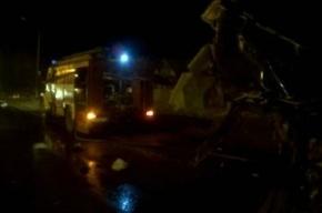 Восемь человек погибли в кошмарном ДТП во Владимирской области