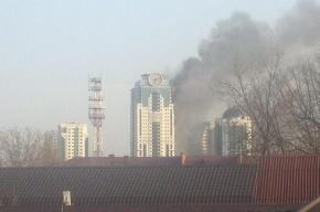 В Чечне горит высотка комплекса «Грозный-Сити» с квартирой Депардье