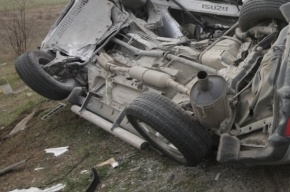 На трассе «Скандинавия» ДТП с летальным исходом, шестеро пострадавших