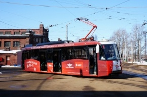 Названы трамвайные маршруты, в которых будет Wi-Fi