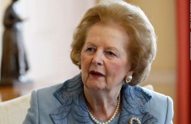 Умерла Маргарет Тэтчер, экс- премьер–министр Великобритании