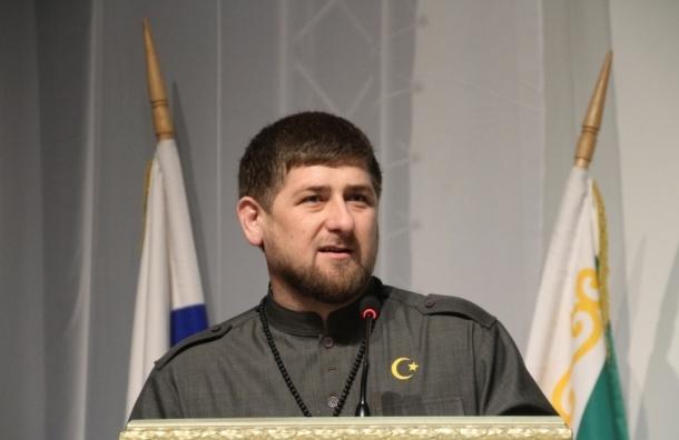 Кадыров предложил опустить железный занавес для госслужащих
