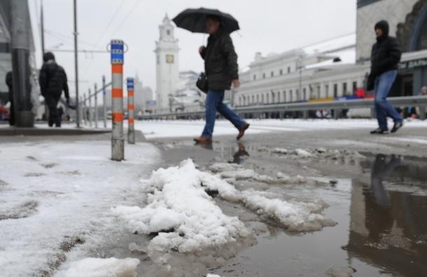 В мае возможен снег, предрекают синоптики