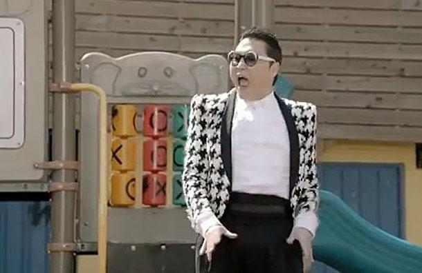 Новый хит PSY на YouTube собрал за выходные 52 млн просмотров