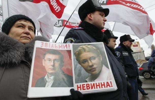 Страсбургский суд признал незаконным арест Юлии Тимошенко