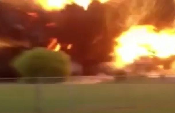 Взрыв на химзаводе в Техасе унес жизни более 70 человек (ВИДЕО взрыва)