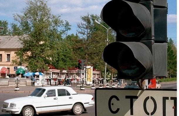 От светофоров в Москве будут избавляться