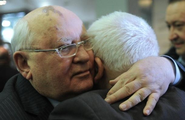Ди Каприо и Хэнкс снимут фильм о Горбачеве и распаде СССР