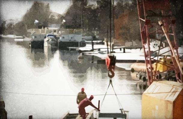 Печальная история про озеро Лунный Серп, которое могут превратить в супермаркет