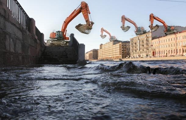 В Петербурге сделают пять новых намывов, и мы потеряем последние берега