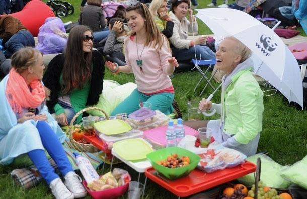 Где устроить пикник на майские праздники в Москве. Список из 150 точек