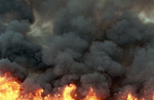 На юге Москвы сгорело несколько автомобилей