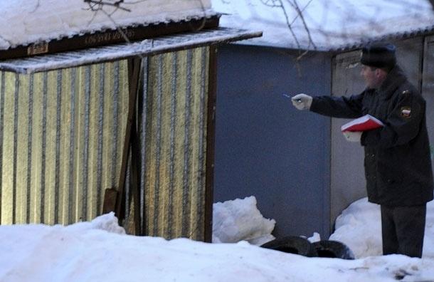 В ЦАО подлежат сносу  еще 200 незаконных гаражей-ракушек