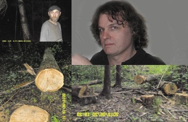 «Как я ловил браконьера» - Герман Пятов