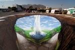 Фоторепортаж: «Фестиваль 3D стрит-арта. Работы  Эдгара Мюллера»