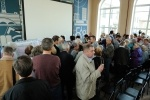 Общественные слушания в Тярлево : Фоторепортаж