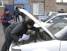 Регистрация автомобилей в ГИБДД: Фоторепортаж