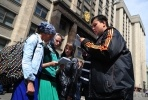 ЛГБТ-акция Москва 25 мая: Фоторепортаж