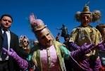 Фоторепортаж: «Шествие Цирк дю Солей, 8 мая 2013»
