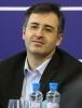 Фоторепортаж: «Экономист Сергей Гуриев»