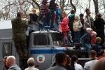 Фоторепортаж: «9 мая 2013 Петербург парад »