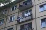 Фоторепортаж: «На Новочеркасском проспекте обрушился балкон»