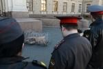 Петр Павленский у ЗАКСа: Фоторепортаж