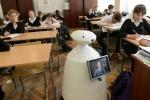 Фоторепортаж: «Робот в школе»