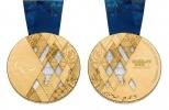 Полный комплект медалей XXII Олимпийских зимних игр в Сочи: Фоторепортаж