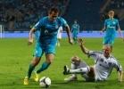 Фоторепортаж: «Широкова удаляют за неприличный жест в матче против Волги»