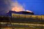 Пожар в Технологическом институте. Часть 2: Фоторепортаж